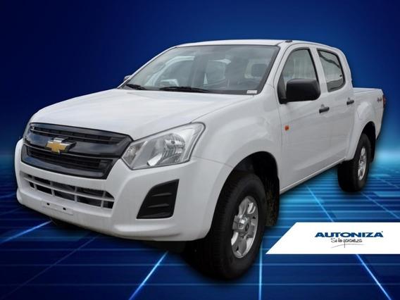 Chevrolet Dmax 4x4 Work 2021