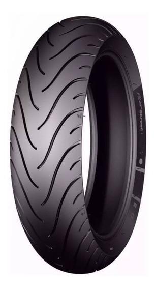 Pneu Traseiro Michelin 140/70-17 Pilot Street Cb300 Ninja 300 Mt03 Yzf R3 Fazer 250 Twister 250