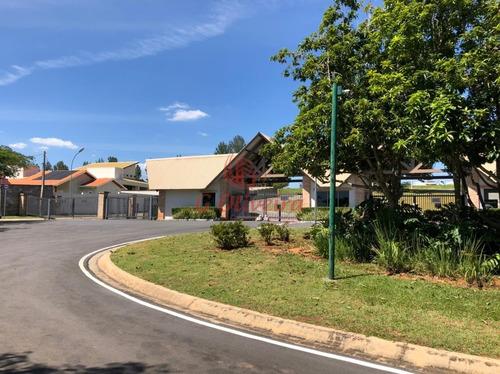 Imagem 1 de 27 de Terreno Jundiai Condomínio Terras Do Caxambu 1050m2 - Pronto Para Construir - Te00257 - 69527633