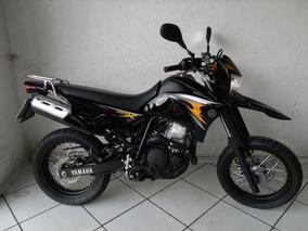 Yamaha Lander 250 X 2010 Preta