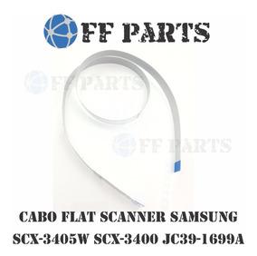 Cabo Flat Scanner Samsung Scx-3405w Scx-3400 Jc39-01699a