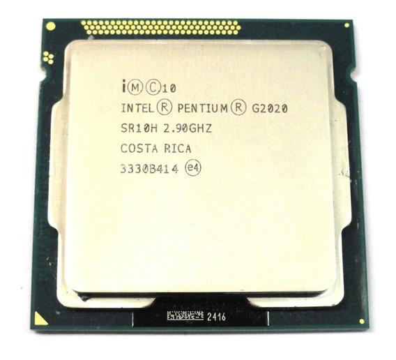 Pentium Dual Core G2020 Socket 1155 3.0 Ghz Oem Com Nota