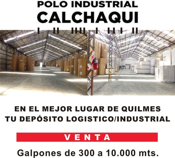 Naves Industriales Y Logisticas - Polo Industrial Quilmes -