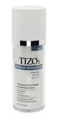 Imagen 1 de 1 de Solar Protection Tizo 3 40+ 85gr (grande)
