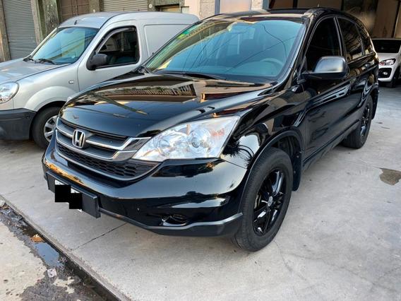 Honda Cr-v 2.4 Ex 2wd Cvt Impecable!!