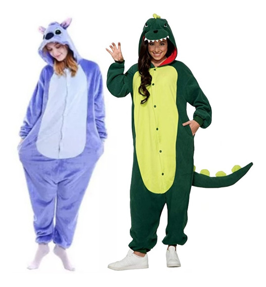 Pijama Mameluco Stich Unicornio Estrellas Arcoiris Adulto
