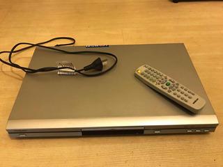 Dvd Noblex 145 1 U Con Control Remoto Impecable!!