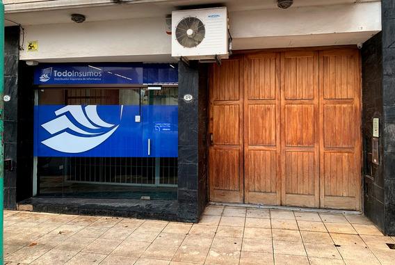 Local Comercial Con Deposito Zona Centrica De Mar Del Plata