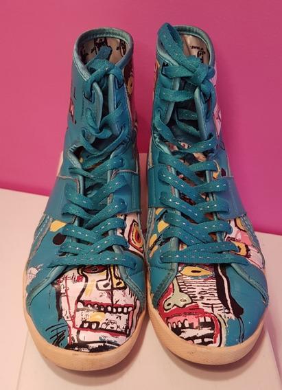 Zapatillas De Mujer Reebok Nro. 37