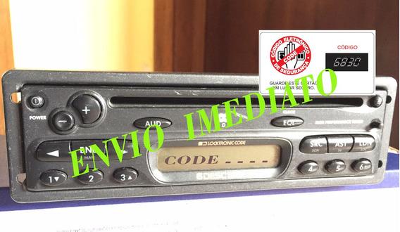 Recuperamos O Code Radio Gm Zafira,astra Df 941,942,zl 3002