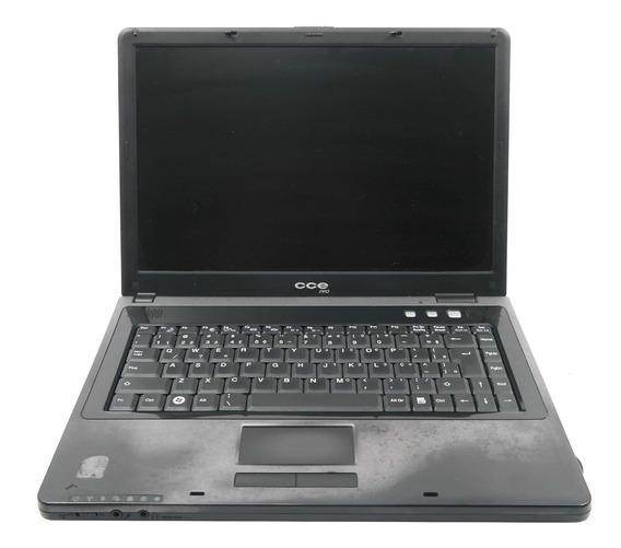 Notebook Cce Intel Celeron 1.46ghz Hd80gb Memória 2gb Oferta