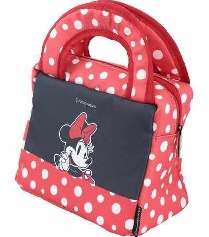 Bolsa Térmica Minnie Poá Disney