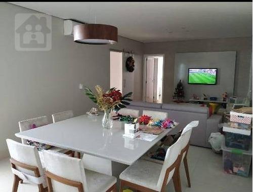 Apartamento Com 3 Dormitórios À Venda, 116 M² Por R$ 380.000,00 - Edifício The Unique - Araçatuba/sp - Ap0432