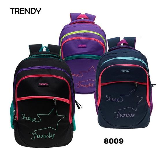 Mochila Trendy Original Ct Mundo Moda 8008 9882 Zoe