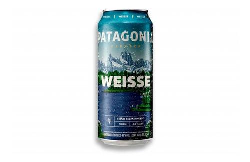 Cerveza Patagonia Weisse Lata X473