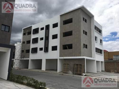 Departamento En Venta En Ex Hacienda La Carcana Santiago Momoxpan San Pedro Cholula Puebla