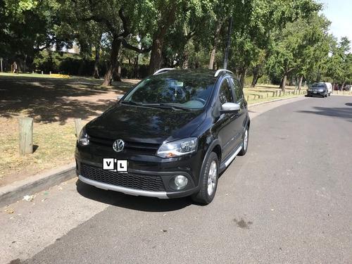Volkswagen Crossfox 1.6 Higline Cuero Y Techo