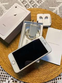 iPhone 8 256 Gb Prata