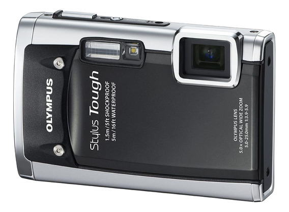 Olympus Stylus Tough 6020 14 Mp Waterproof