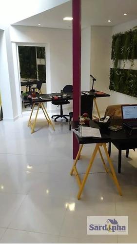 Sala Comercial - Venda Ou Locação - Jd. Barbacena - Cotia - 4099