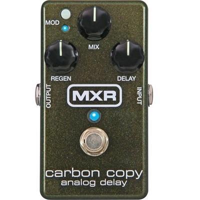 Pedal Carbon Copy Analog Delay M-169 - Mxr