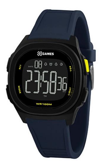 Relógio Masculino Digital X Games Garantia Frete Grátis