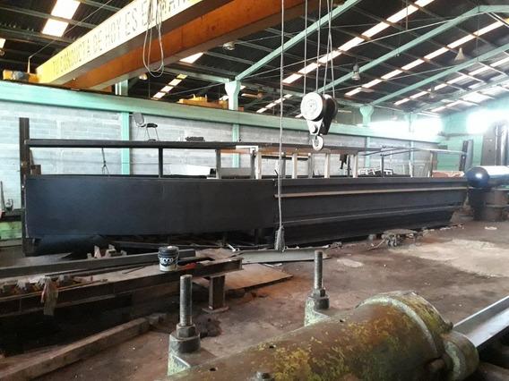 Barco Para Aguas Interiores, Bahias Y Costas