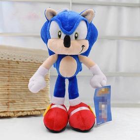 Sonic Pelucia Boneco