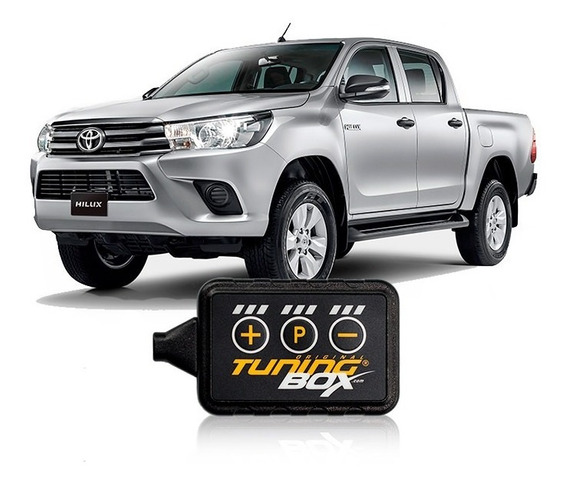 Tune Pedal Chip De Aceleración Toyota Hilux