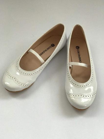 Zapatos, Ballerinas, Fiesta, Cortejo Comunion Charol