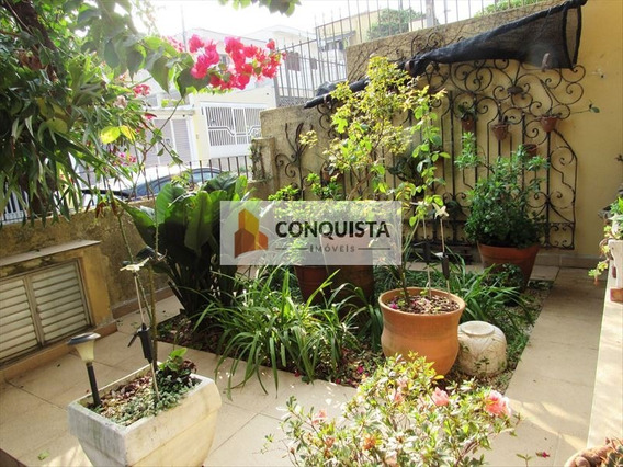 Ref.: 259100 - Casa Em Sao Paulo, No Bairro Mirandopolis - 3 Dormitórios