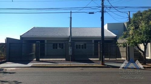 Imagem 1 de 24 de Casa Com 3 Dormitórios À Venda, 155 M² Por R$ 450.000,00 - Cambezinho - Londrina/pr - Ca1326