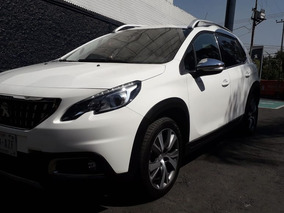 Peugeot 2008 Allure Pack At Color Blanco 2019