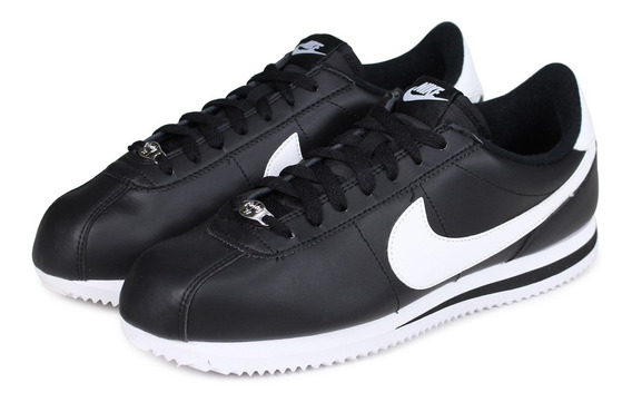 Nike Cortez Basic Leather Black 819719 012