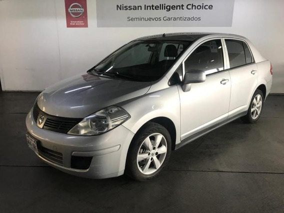Nissan Tiida 4p Sedan Advance L4/1.8 Man