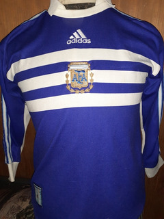 Camiseta Buzo De Arquero Selección Argentina