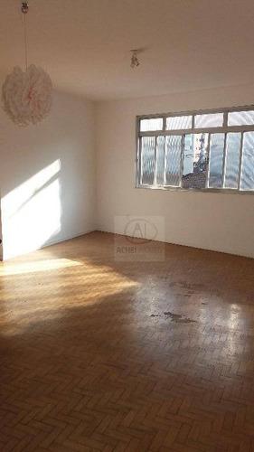 Sala Para Alugar, 65 M² Por R$ 1.770,00/mês - Boqueirão - Santos/sp - Sa0453