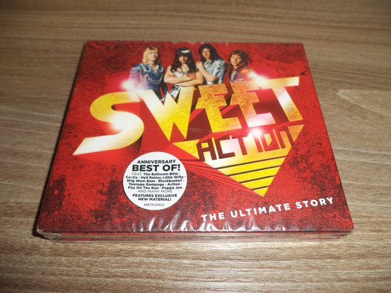 Cd Sweet Action: Ultimate Sweet Story ( Deluxe - Importado)