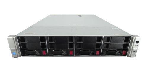 Imagem 1 de 10 de Servidor Hp Dl380 G9, 2 Xeon 14 Core, 64 Giga, 2x Hd 1 Tera