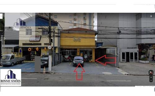 Sobrado, Ponto Comercial Para Alugar Em Moema, 11 Salas Amplas, 6 Banheiros, 4 Vagas De Garagem, Cozinha, 500 M², Construído, 300 Terreno, São Paulo. - So0339