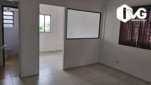 Imagem 1 de 8 de Sala Para Alugar, 28 M² Por R$ 820,00/mês - Vila Progresso - Guarulhos/sp - Sa0409