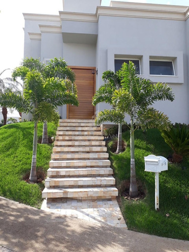 Imagem 1 de 30 de Casa À Venda Em Loteamento Parque Dos Alecrins - Ca001707
