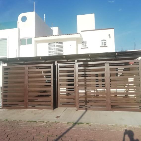 Casa En Renta En Las Trojes Corregidora Rcr210113-jg