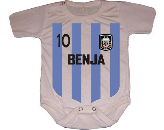 Bodys Para Bebés Argentina Con Nombre A Pedido