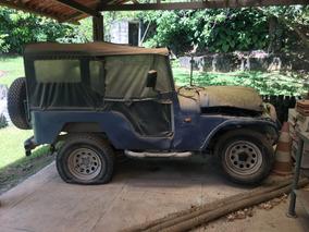 Jeep Willys 1966 Modificado