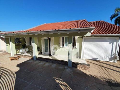 Imagem 1 de 23 de Casa Com 3 Dormitórios À Venda, 112 M² Por R$ 370.000,00 - União - Estância Velha/rs - Ca3892