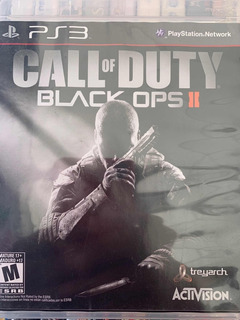 Call Of Dury Black Ops 2 Ps3