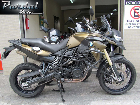 Bmw F 800gs 2015 Marron
