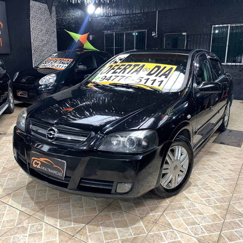 Chevrolet Astra 2.0 Mpfi Elegance Sedan 8v Flex 4p Manual
