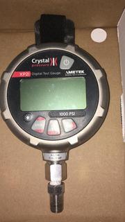Manómetro De Presión Digital Crystal 1kpsixp21